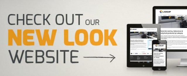 New Labquip Website