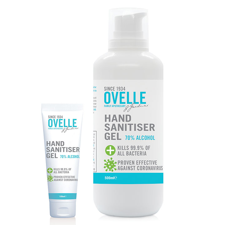 Ovelle Hand Sanitiser
