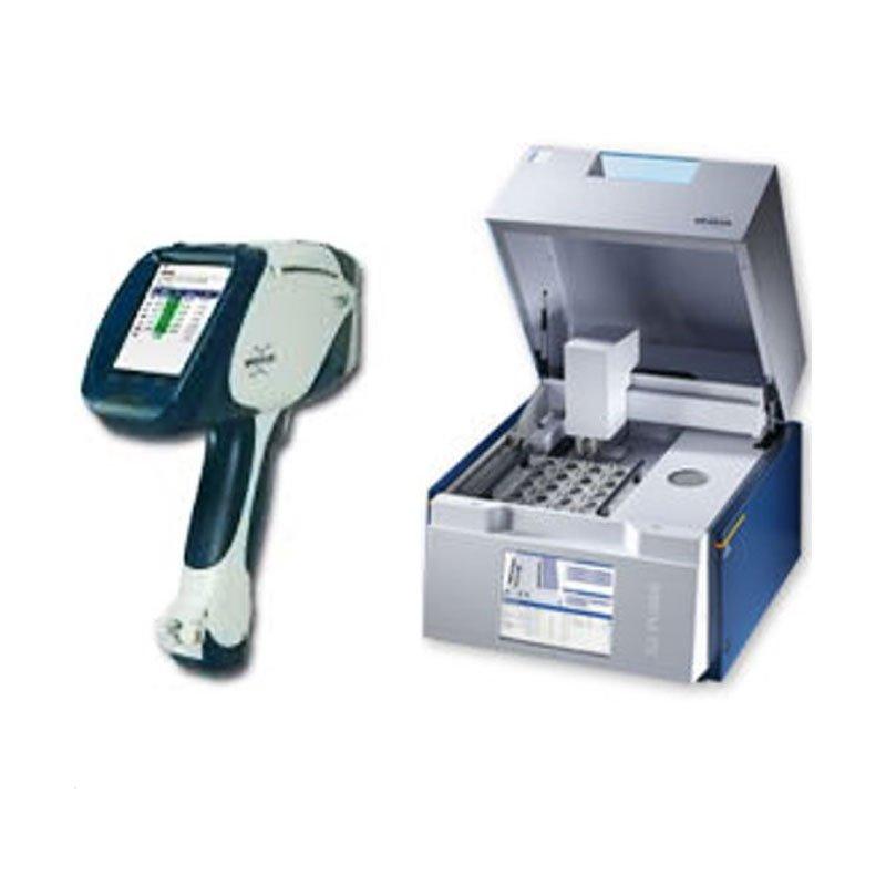 Portable & Laboratory XRF